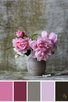 ZJ Colour Palette 451 by imelda Paint Color Schemes, Colour Pallette, Color Combos, Paint Colors, Color Lila, Colour Board, Color Swatches, Color Inspiration, Favorite Color