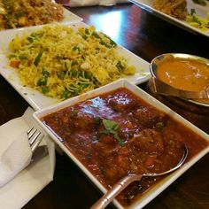 ✪ VEG MANCHURIAN ✪ VEGETABLE KOFTA ✪ VEGETARIAN PULAO ✪ VEGETABLE FRIED RICE @ http://www.namasteindia.pl/ #restaurants