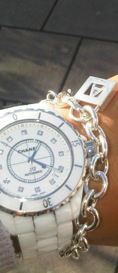 Emmy DE * Chanel and Tiffany Stack