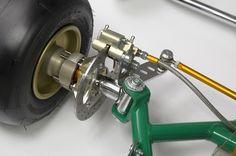 Resultado de imagem para go kart steering geometry Go Kart Steering, Go Kart Plans, Diy Go Kart, Moto Car, Kart Racing, Karting, Pedal Cars, Mini Bike, Bike Design