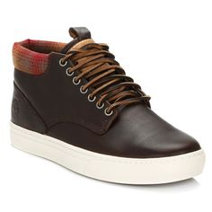 Timberland Mens Dark Brown Adventure 2.0 Chukka Boots