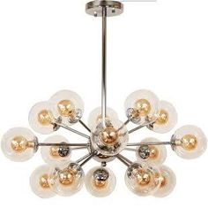I want a sputnik chandelier!!!!