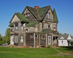 Was A Grand Old House