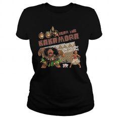 Awesome Tee FEAR THE KAKAMORA T-Shirts