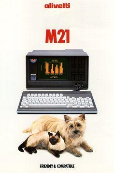 """Foto Gallery """"Lavorare dovunque: i computer portatili Olivetti"""""""