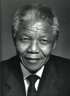 Nelson Mandela spent 27 years in prison for trying to overthrow the pro-apartheid government.