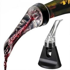 Wine Aerator Decanter With Base – GoAmiroo Store