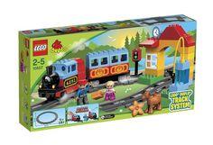 Lego Мой первый поезд