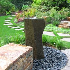 Water Fountain Design Ideas, Pictures, Remodel, and Decor - page 4