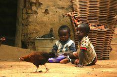Souls of my feet - Africa