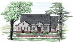 Eplans Country House Plan - A spacious Floor Plan - 1924 Square Feet and 2 Bedrooms from Eplans - House Plan Code HWEPL07408