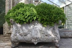 What a rush! The word on the street is this will be THE BEST Remnants of the Past ever! Top-notch vendors are driving in from all over t. Huge Clock, Iron Furniture, French Countryside, Topiary, The Past, Plants, Gardens, Antique, Luxury