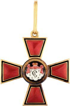 20 января 1816 года вышел именной указ Александра I № 26084, данный Капитулу Российских орденов «Об уменьшении орденских знаков Святого Георгия и Князя Владимира».