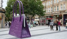 GIANT HANDBAG DISPLAYS - Google Search