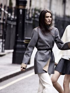 25cc48d6 10 Best ZARA CAMPAIGN FW/14-15 WOMAN images | Fall winter 2014, Fall ...