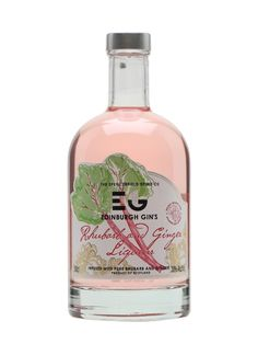 A 2014 addition to Edinburgh Gin's liqueur range, this is combination of spring rhubarb, macerated in oriental ginger and lemon zest before being infused with Edinburgh Gin. Best served in a long d...