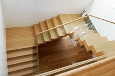 We built this statement staircase for a beautiful modernist home designed by architect Simon Winstanley in Kirkcudbrightshire. The staircase with laser cut steel frame, solid oak treads and hand mitred ballustrade, is featured in Homes & Interiors Scotland (Jan/Feb 2014).