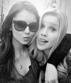 nina dobrev and candice accola and claire holt - Google Search