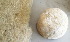 A new organic textile has been developed that is grown from mushroom spores and plant fibres. The material is called MYX, from the mycelium: the vegetable part of a mushroom. MYX is grown during a 3-4 week period, using the oyster mushroom, a common edible fungus.