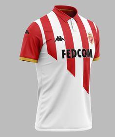 AS MONACO FC LOGO- [France].