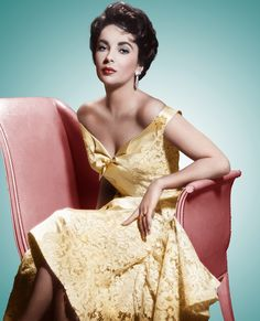 Elizabeth Taylor, | This lady had the glamour, the walk, the purple eyes, the complicated love life. Read below the find some interesting facts about her life. #entertainment