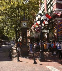 old town vancouver canada