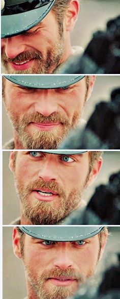 Kıvanç Tatlıtuğ. That smile. Those eyes. That beard! Lord, this man is gorgeous!!!