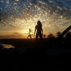 Arembepe, Brasil! No filters needed...