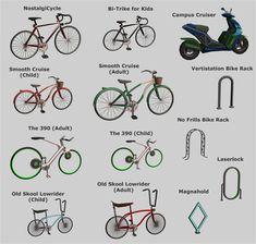 Veranka - Bikes & Racks 3t2 + Bonus