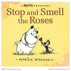 Happy Red Rose Day Everyone! #MUTTScomics