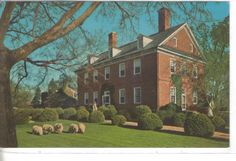 Historic Berkeley Plantation - Richmond, Virginia