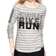 Marathons running shirts