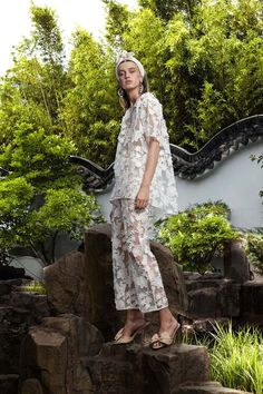 Cynthia Rowley Spring/Summer 2018 Resort
