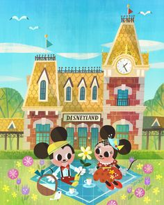 Here are some of the exclusive art pieces I did for Disney's WonderGround gallery. You can find them at the downtown Disney's WonderGround gallery/ Disneyworld's co-op market place. Disneyland's...
