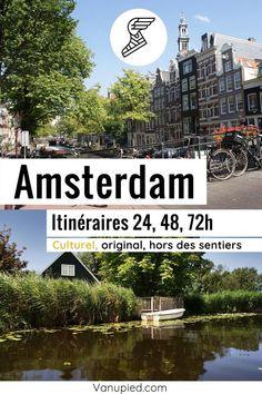 Itinéraires pour visiter Amsterdam en 24, 48 et 72h Guide Amsterdam, Week End Amsterdam, Movies, Movie Posters, Black Picture, Pathways, Ride Or Die, Films, Film Poster
