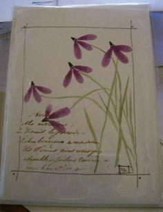 watercolor card colordrop