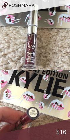 Kylie cosmetic Vixen Mini Liquid Matte Lipstick NEW and Authentic Kylie Cosmetics Makeup Lipstick