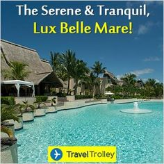 Holidays at LUX Belle Mare from £1135