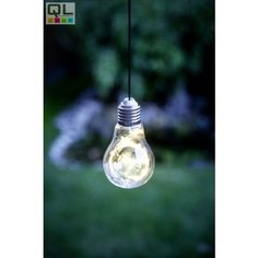 Solar Led, Light Bulb, Lighting, Home Decor, Bulb Lights, Homemade Home Decor, Light Fixtures, Lightbulbs, Lights