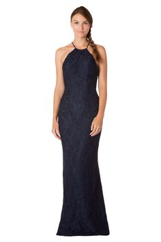 Bridesmaid Dress Available at Ella Park Bridal | Newburgh, IN | 812.853.1800 | Bari Jay - style 1716 and 1716-S (Short Version)
