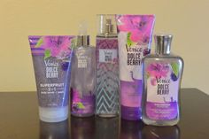 Discontinued Venice Dolce Berry by Bath and Body Works