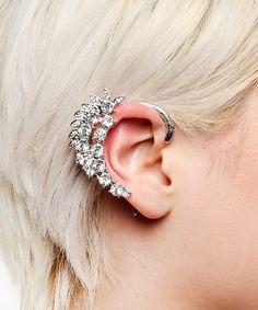Gatsbys Girl Ear Cuff