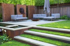 Highgate Garden designer, London N6