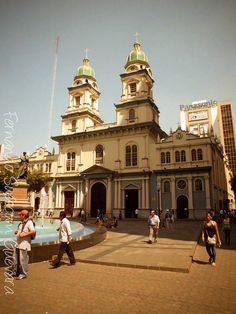Iglesia de San Francisco - Guayaquil