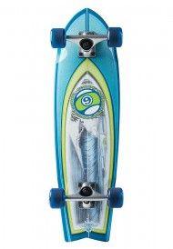Sector 9 Floater Complete Skateboard #trucker500