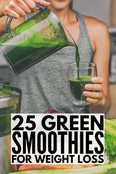 The ultimate guide to juicing for beginners: Check out our best recipes and tips so you can detox with juicing and step up your weightloss game! Whether youre looking to detox as part of your weight loss efforts or just need ideas to help you concoct yo Weight Loss Meals, Weight Loss Smoothies, Breakfast Smoothies For Weight Loss, Detox Breakfast, Dietas Detox, Detox Kur, Detox Juice Cleanse, Liver Detox, Detox Lunch