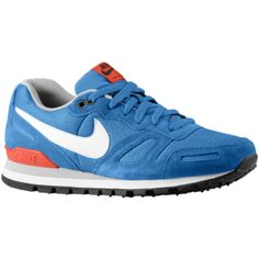 Nike Air Waffle Trainer - Mens - Military Blue/Rust Factor/Base Grey/White  on sale. Find great prices on additional Men's Shoes at Bizrate.