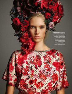 Charlene Hogger - Myself Magazine Germany - May 2014 - Editorial | TheImpression.com