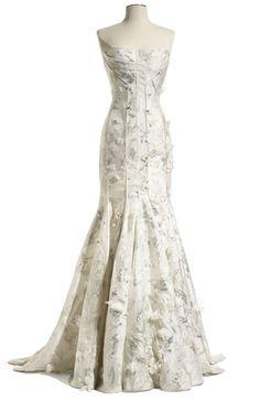 J. Mendel Bridal Collection. 212 872 8957