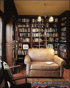 I want a library so badly!!!